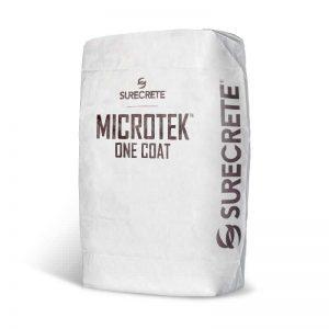 MicroTek One Coat   SureCrete & Concrete Coatings