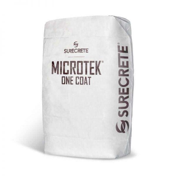 MicroTek One Coat | SureCrete & Concrete Coatings
