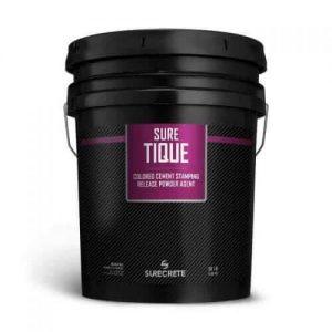 SureTique | Colored Powder Release for Stamped Concrete